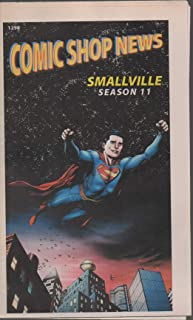 Comic Shop News, no. 1298 (2012) (cover: Smallville, Season 11, with Superboy): Jeff Lemire's Underwater Welder; Archie vs KISS; Lone Ranger: Snake of Iron; Justice League; Witchblade: Demon Reborn