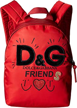 Friends Nylon Backpack