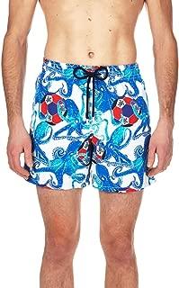 Vilebrequin Men's Moorea Starlets & Turtles Swim Trunk