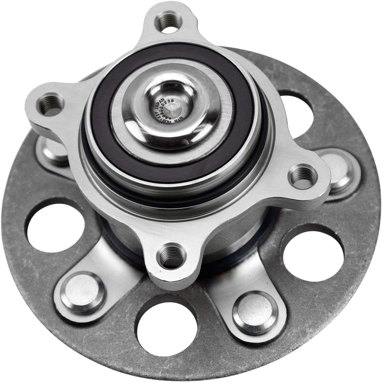 Beck Arnley Time sale 051-6395 Hub Assembly OFFer Bearing and