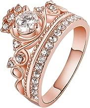Best crown pattern ring Reviews