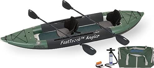 Sea Eagle 385fta Fasttrack Inflatable Kayak Pro Angler Package