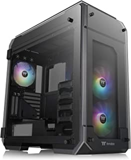 Thermaltake View 71 Tempered Glass ARGB Edition Full Tower Chassis/Cajas de la PC