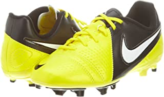 Little Kids CTR360 Libretto III FG Soccer (5) Black, Yellow