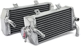 TARAZON Moto alluminio radiatori radiatore di raffreddamento motore per CR125R CR 125 R 2002 2003 2004