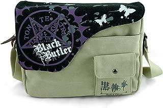 black butler sebastian messenger bag
