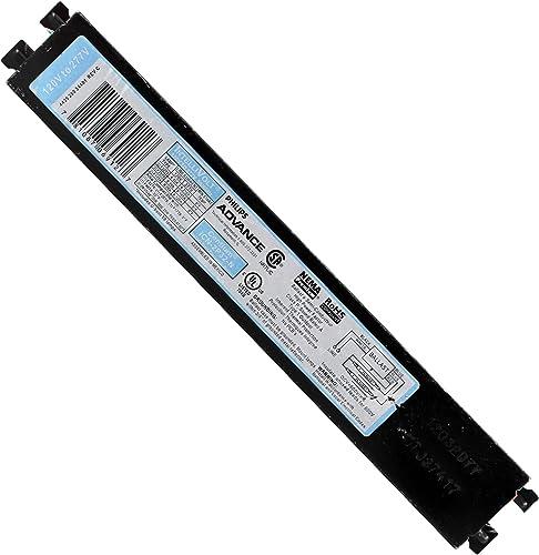 Philips Advance ICN-2P32-N 32W T8, 120/277V Electronic Fluorescent Ballast, 2 Lamp