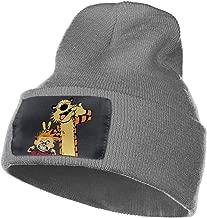 Zuanta Men's & Woman's Calvin Hobbes Hats Winter Knitted Caps Soft Warm Hat