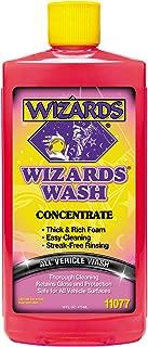 Wizards Exterior Detailing Tools - Cleaners, applicators, Tools. (Wizards Car Wash, 16 oz)