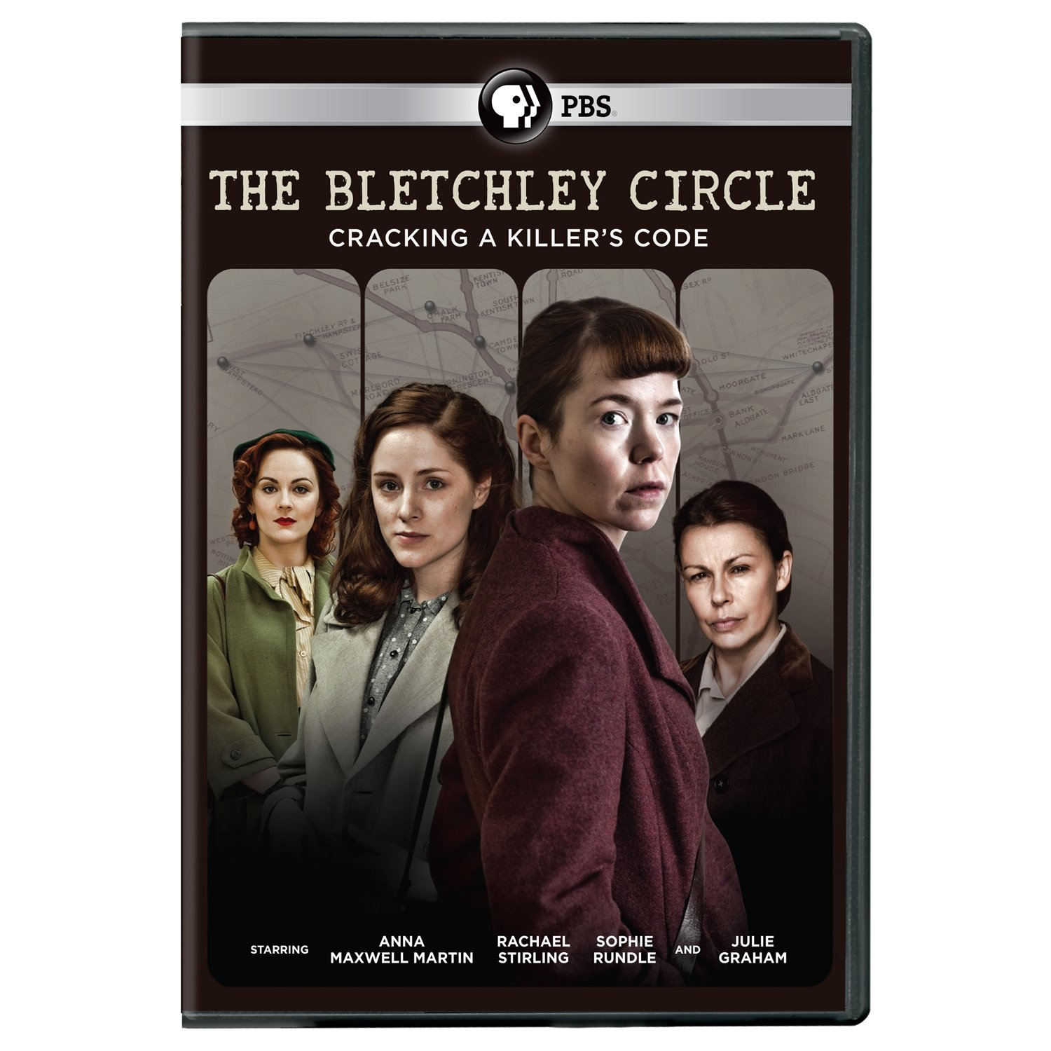 The Bletchley Circle: Cracking a Code Max 57% OFF Killer's Selling and selling