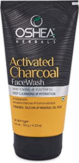 Oshea Herbals Activated Charcoal Face Wash