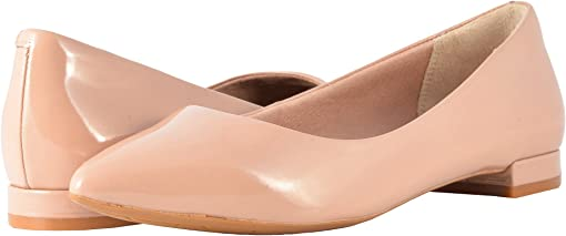 Warm Taupe Soft Patent
