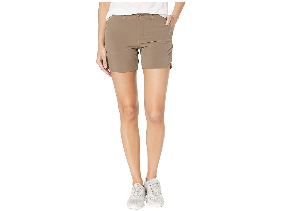 Toad&Co Liv Shorts (Falcon Brown) Women