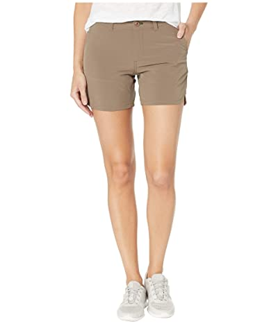 Toad&Co Liv Shorts (Falcon Brown) Women