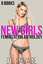 New Girls: 8 Books Crossdressing Feminization Anthology