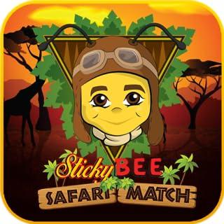 StickyBEE Safari Match©
