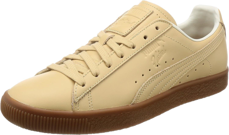 Puma Clyde Veg Veg Veg Tan NATUREL Schuhe  fa8a69