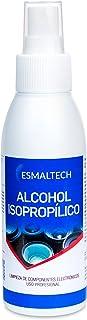 Alcohol Isopropílico 99,9% de pureza con pulverizador | Limpieza de componentes electrónicos, Teclados, Objetivos, Pantallas, Móviles…