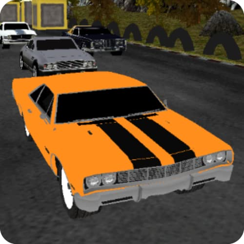 Muscle Cars Racing 3D