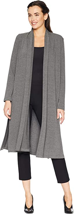 Long Shawl Collar Cardigan