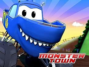 Monster Town - The City of Monster Trucks