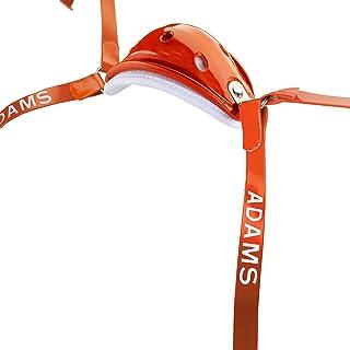 Adams USA 高钩尼龙光面 4 点式橄榄球球形绑带
