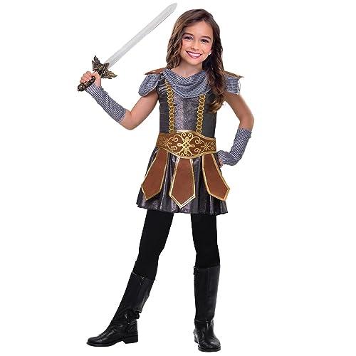 Girls Warrior Cutie Book Week Costume Age 9 10 Years