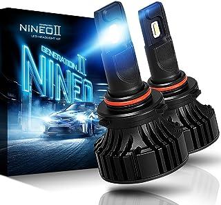 07510dceffb7 NINEO 9005 HB3 LED Headlight Bulbs CREE Chips