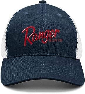 Fashion Adjustable Ranger Boats Logo estBaseball Hats
