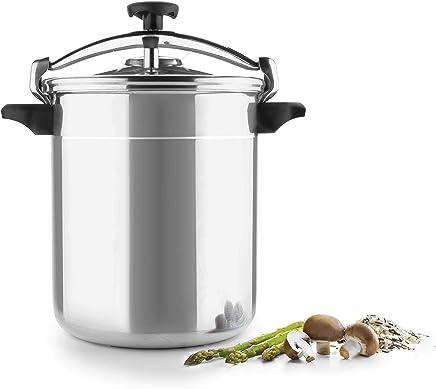 Amazon.es: Se puede usar en cocina de inducción - Ollas a presión ...