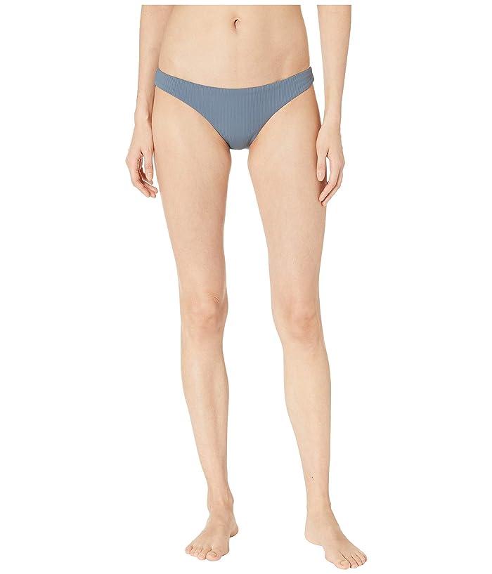 Rip Curl Premium Surf Cheeky Bikini Bottom (Slate Blue) Women