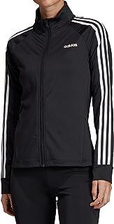 قميص رياضي للسيدات من adidas، أبيض، مقاس X-Large، 20-22