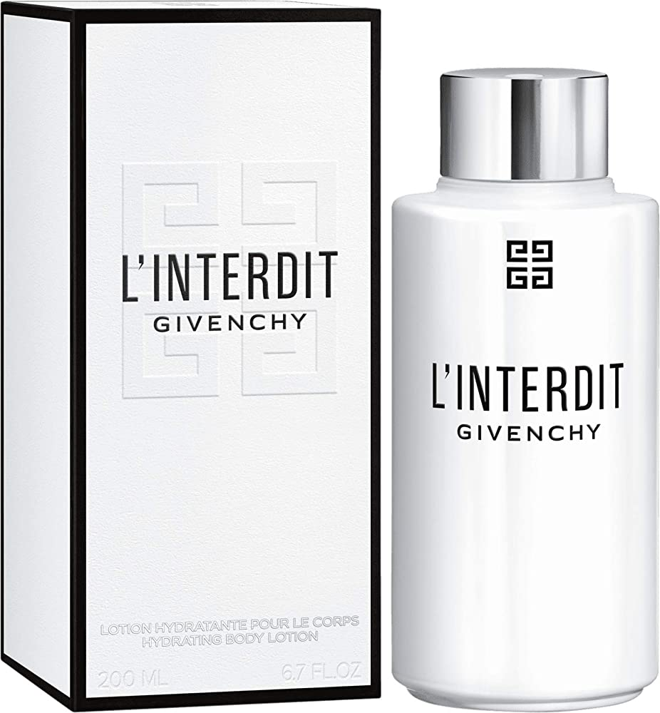 Givenchy,body lotion,crema per il corpo, per donna 310048