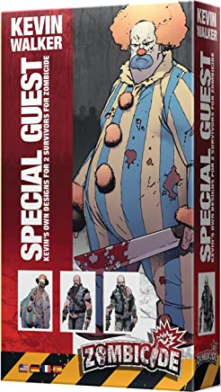 CMON Zombicide Special Guest Keven Walker RPG
