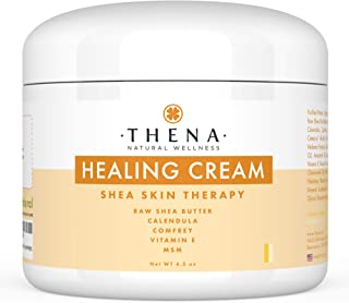 Sponsored Ad - Eczema Psoriasis Cream Skin Healing Cream For Dry Cracked Hands Itchy Skin Rosacea Rashes Anti Itch Relief ...