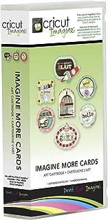 Cricut Imagine Cartridge, Imagine More Cards
