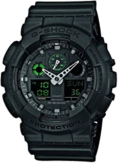 G-Shock Men's Watch GA-100MB-1AER