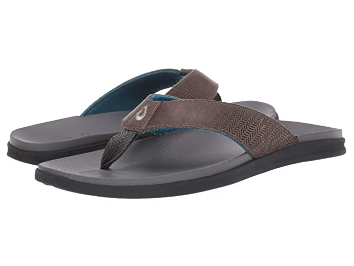 Alania  Shoes (Charcoal/Charcoal) Men's Sandals