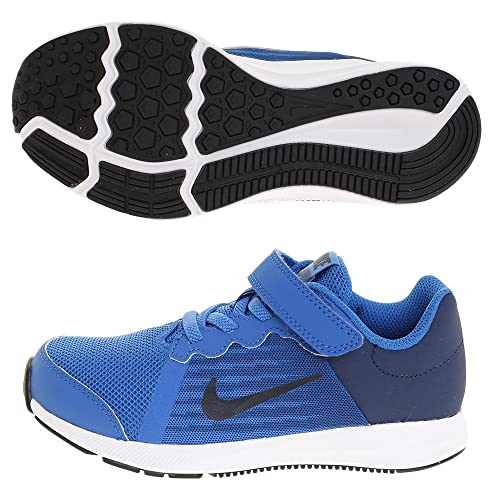 15533c3732a Kids Nike Boys Downshifter8 Low Top Lace Up Running Sneaker