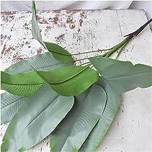 JIAN 82cm grote kunstmatige planten tropische bananen bomen palm bladeren nep plant tak plastic groene blad huis partij ju...