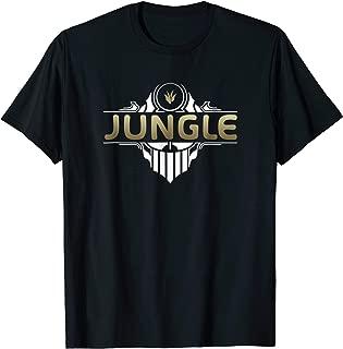 JUNGLE TSHIRT - MERCH OF LEGENDS (funny lol tee shirt)