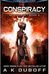 Conspiracy (Mindspace Book 2): A Cadicle Space Opera Kindle Edition