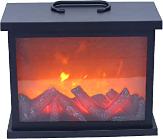 Best tabletop electric fireplace Reviews