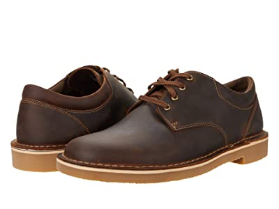 Clarks Bushacre 3 Lo (Beeswax Leather) Men