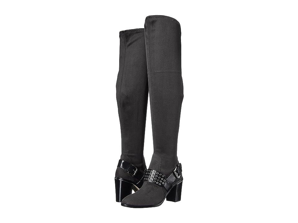 MICHAEL Michael Kors Brody OTK Boot (Charcoal) Women