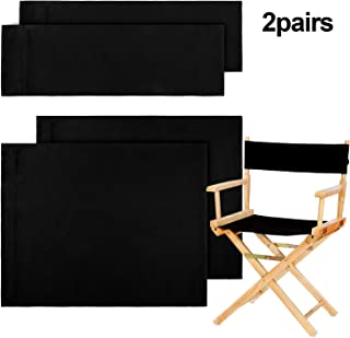 Best extra wide directors chair covers Reviews