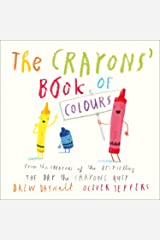 The Crayons' Book of Colours Kindle Edition