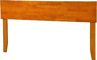 Atlantic Furniture Orlando Headboard, Full, Caramel
