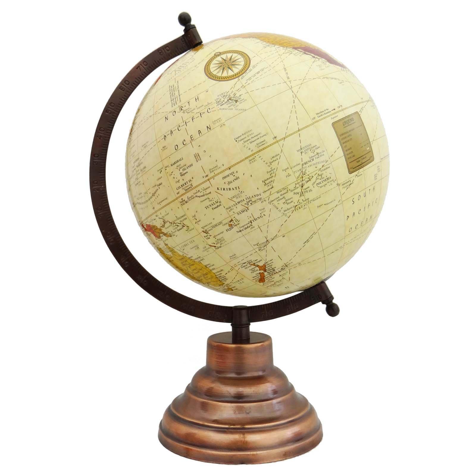 CRAFTSTRIBE mapamundi giratorio escritorio globo terráqueo ...