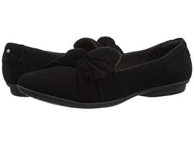 Clarks Gracelin Jonas (Black Suede) Women